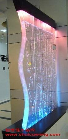 Feng Shui wasser wand wasser brunnen blase wand wasser vorhang ...