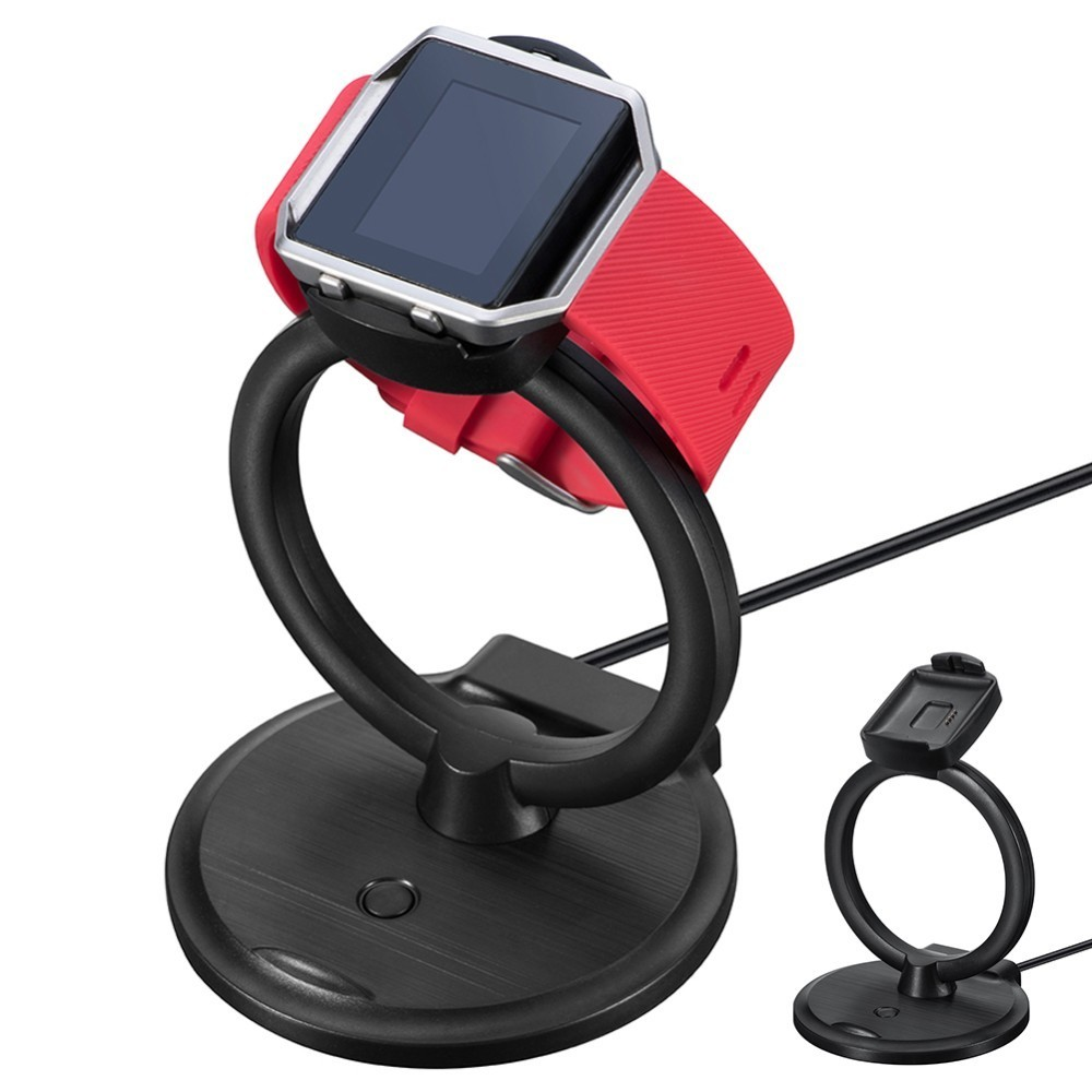 Best buy ) }}Mini USB Charging Dock Charger For Fitbit Blaze Mini Stand Holder for Fitbit Blaze