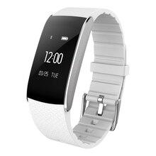 Новый крови Давление интеллектуальные Носимых устройств спортивные часы Bluetooth Смарт-браслет для IOS телефона Android Bluetooth pulsometro