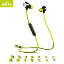 Mifo i8 Bluetooth наушники Магнитный всасывания зарядки Беспроводной наушники-вкладыши динамик спортивный стерео музыку Наушники для телефонов