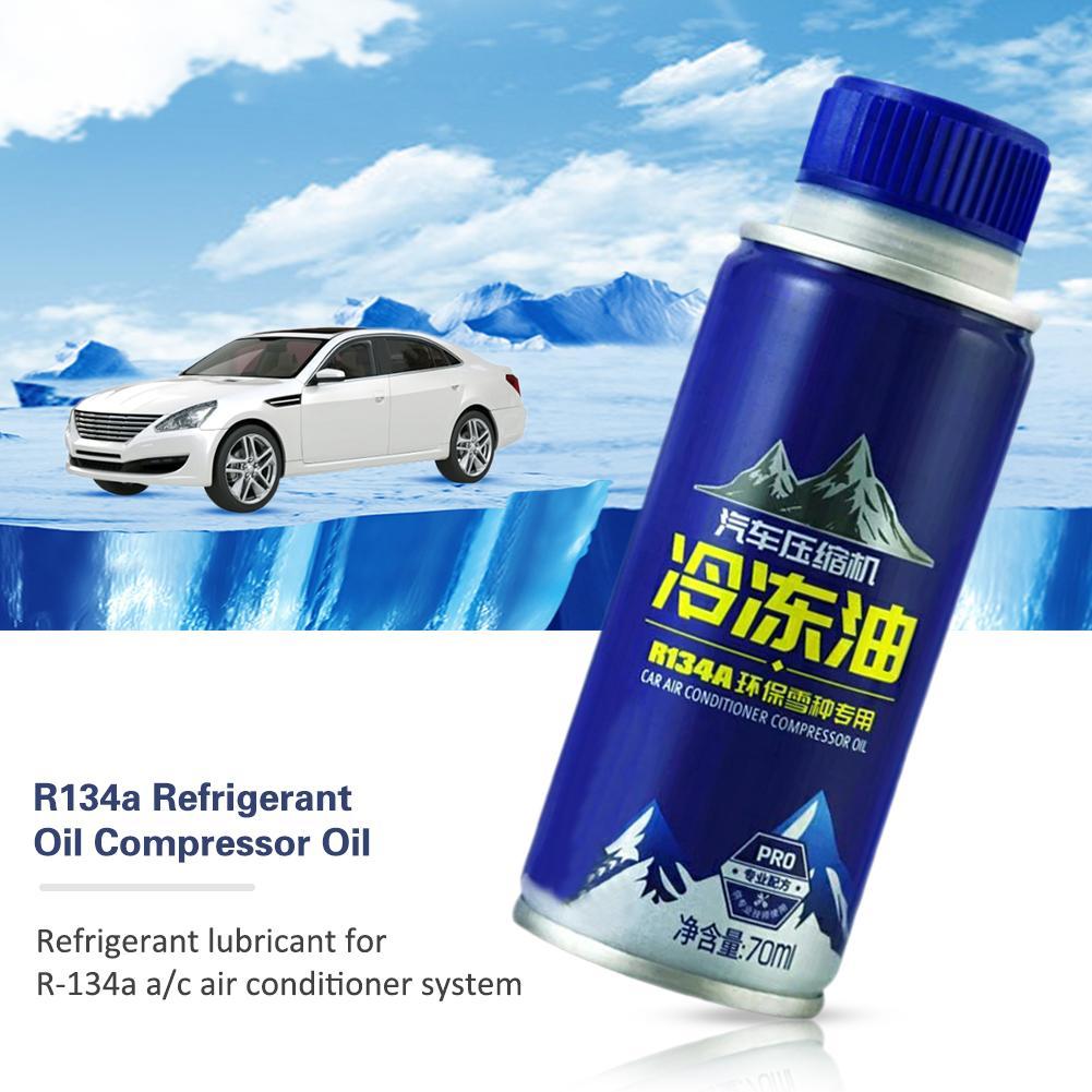 R134A Car Refrigerant Oil Compressor Oil For Car Truck Bus Automotive A/C Air Conditioning System