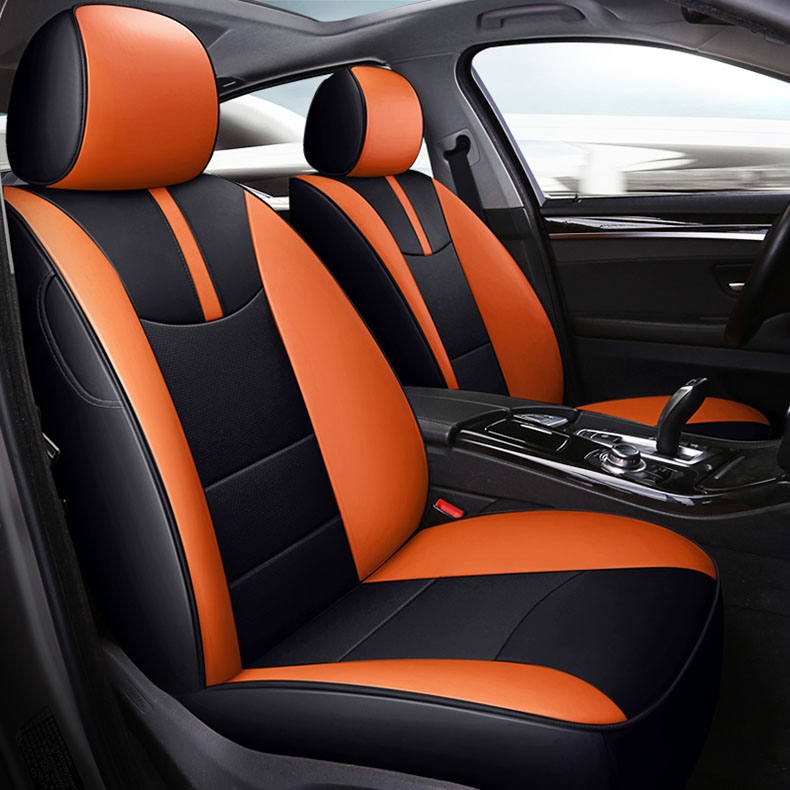 custom cowhide Leather car seat cover for Citroen Aircross C4 C5 c6 c3 xr c2 Car Seat Cushion auto accessories for cars styling