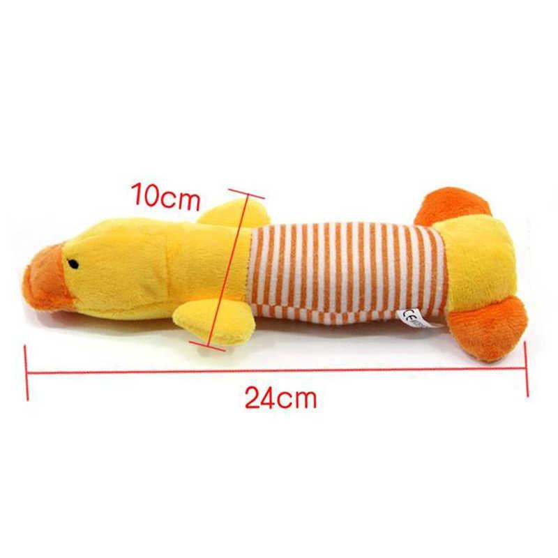 Brinquedos Do Cão Filhote de Cachorro do animal de estimação Chew Toy Som Squeaker Squeaky Plush Som Treinamento Brinquedo Interative Lance Animais Brinquedos Drop Shipping