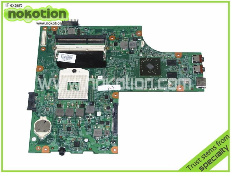 laptop motherboard for dell inspiron n5010 0VX53T 48 4HH01 011 hm57 ATI HD 5470 ddr3