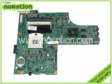 laptop motherboard for dell inspiron n5010 0VX53T 48.4HH01.011 hm57 ATI HD 5470 ddr3