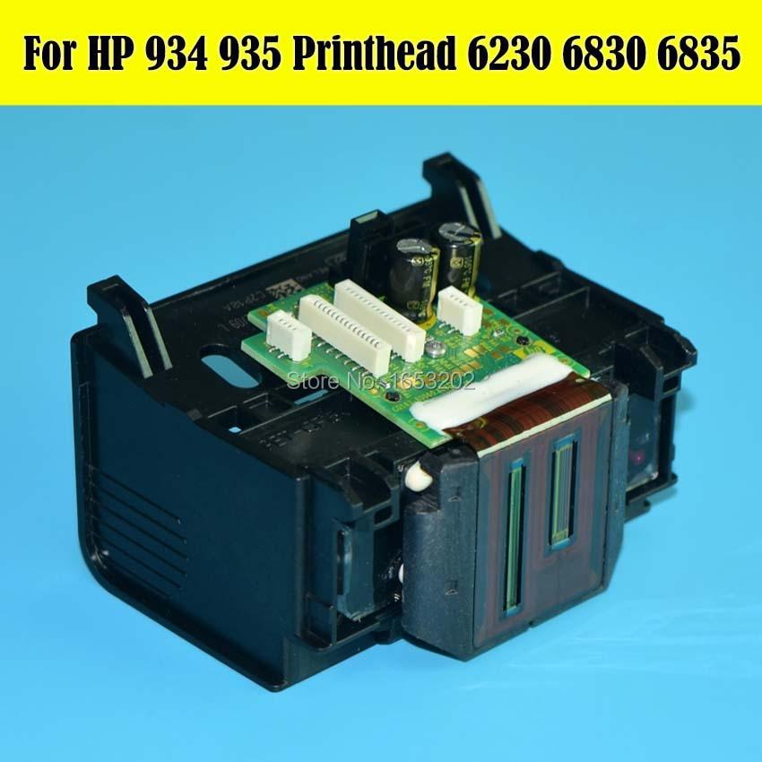 1 PC C2P18-30001 Original Printer Head For HP 934 935 Printhead For HP Officejet Pro 6230 6830 6815 6812 6835 Printer printhead printer print head for hp officejet pro 6830 6230 6815 6812 6835 934 935 xl 934xl 935xl c2p18 30001 c2p18a cq163 80060