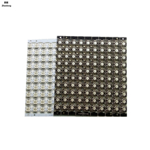 100pcs DC5V WS 2812b Ws2811 Ic RGB Led Chip with Heatsink(10mm*3mm) Bead Light Use for Ws2812b Strip