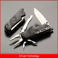 Pocket Clip Outdoor Camping Tools Multifunction Knife With Multi tool Pliers Suivival Tool