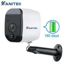 HD камера 1080P провода бесплатно Батарея 2.4g WiFi домофон открытый Водонепроницаемый Беспроводной IP Камера охранных H.265 2MP CCTV Камера