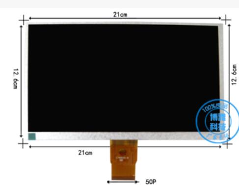 Witblue New LCD Display Matrix For 9 YH090IF50H-A YH090IF50H-C YH090IF50H-D Tablet inner LCD screen panel Module Replacement 625 a lcd display matrix tv101wub nv0 pcb x0 0 lcd screen panel replacement