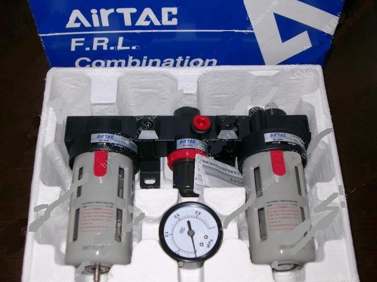 NEW original AIRTAC FRL filter BC4000 new original authentic airtac filter valve bfr4000