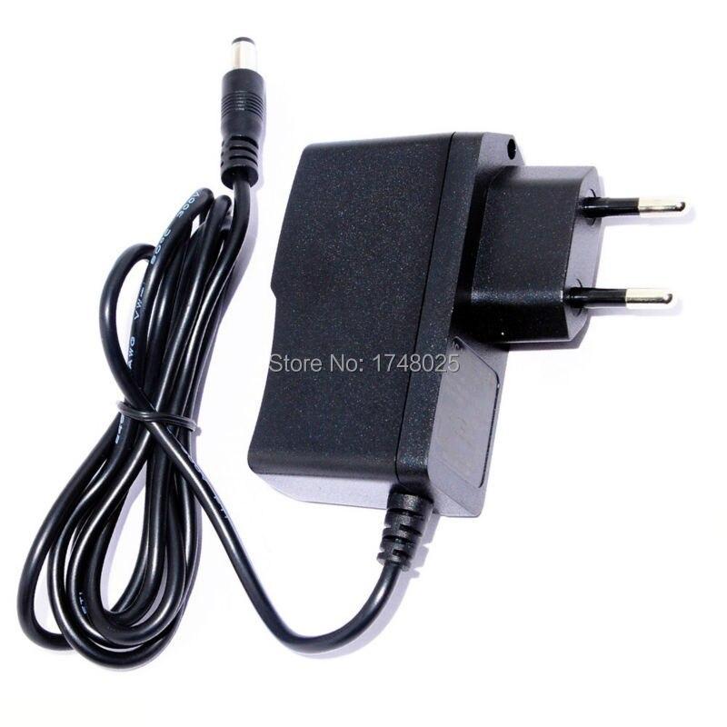 120cm cable 12.6v 1a 1000ma battery <font><b>charger</b></font> 12.6 volt 1 amp EU plug input 100 240v ac 5.5&#215;2.1mm for <font><b>li</b></font> <font><b>ion</b></font> battery