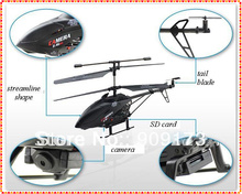 36cm UDI U13A 3 Channel 2.4GHz  RC Helicopter with Camera