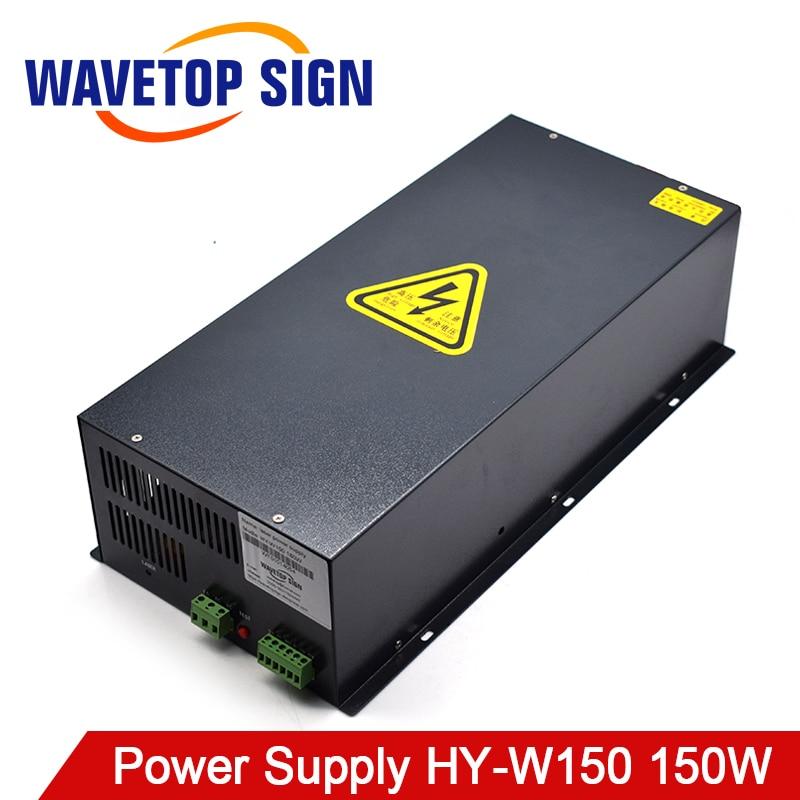 150 w CO2 Laser Alimentation pour CO2 Laser Gravure Machine De Découpe HY-W150 Longue Garantie