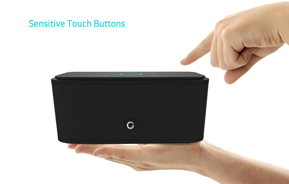 DOSS Wireless Portable Outdoor Sensitive one touch button <font><b>Bluetooth</b></font> Speakers.New Release 2016 <font><b>Bluetooth</b></font> 4.0 Speakers,