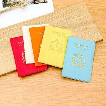 Travel Passport Cover Card Case Credit Card Holder Holder Bag