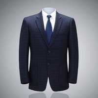 Men Casual Suit Jacket 2017 Spring Autumn Men's Suits Blazers High grade Single breasted Business Blazer Men Brand Clothing