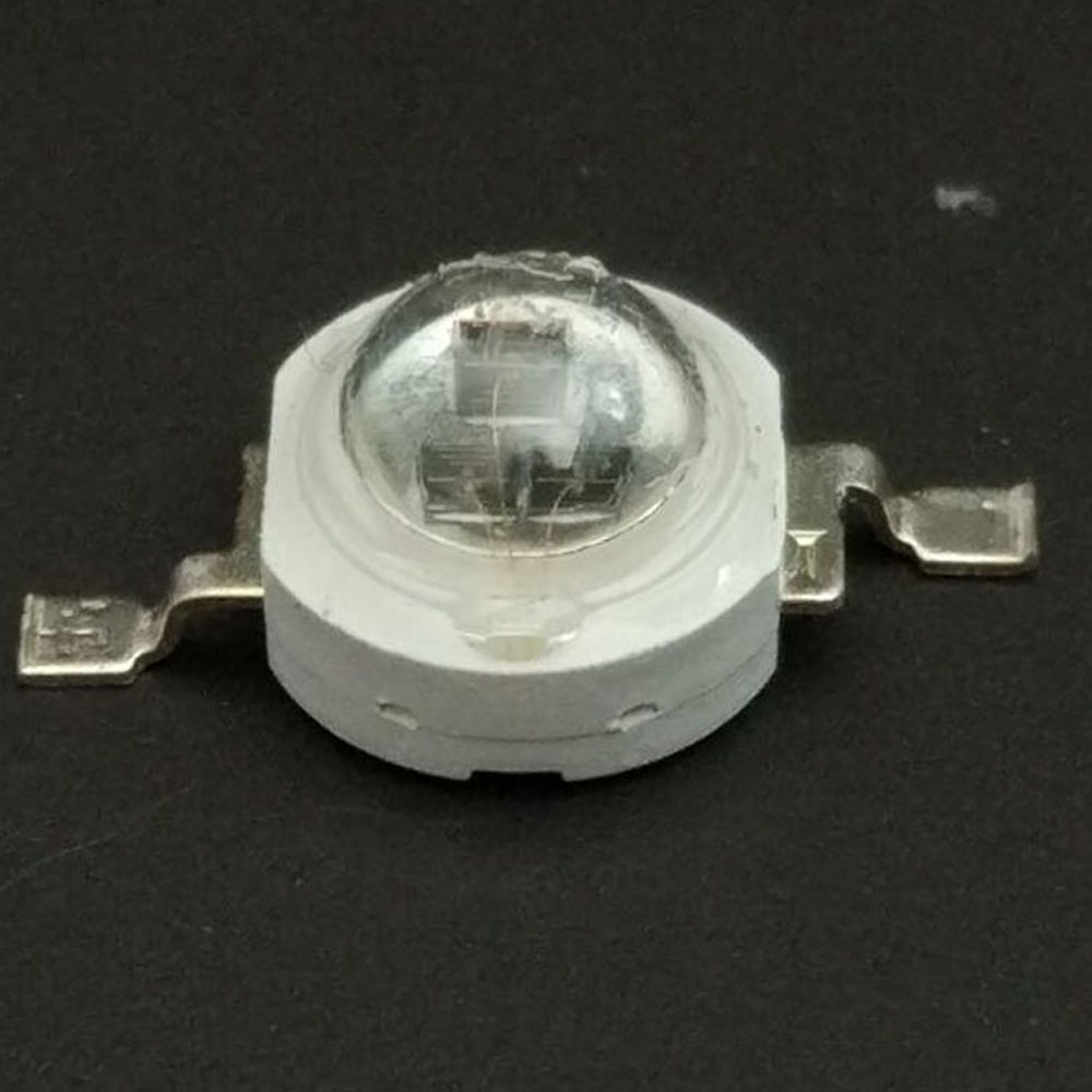 3w High Power Infrared Diode Led 850nm Ir Lamp Built In Radiant Intensity Emitters 3pcs 40mil Chips Package 120 Degrees 1400ma Cctv Accessories From Security Protection