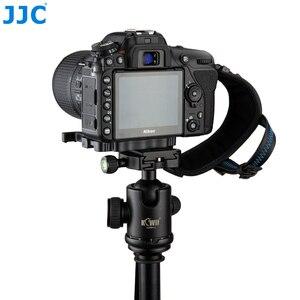 Image 5 - Jjcデラックスクイックリリースプレートカメラハンドストラップ手首ニコンD850 D750 D780 D500 D7500 D7200 D3500 D3400 d5600 D5500