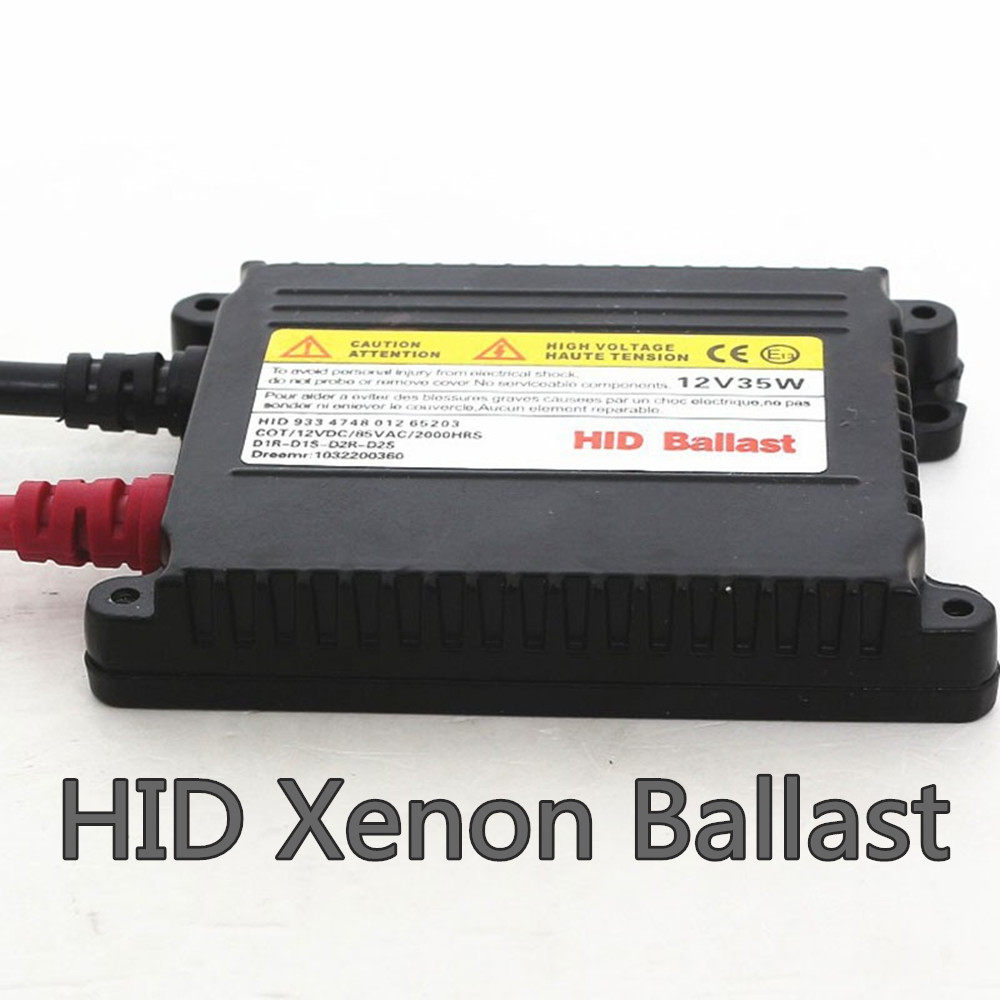 ФОТО Polarlander 2pcs 100% New for HID XENON Conversion Kit 35WHID Headlight Lamp Bulb Ballast AC CANBUS Ballast
