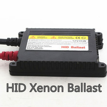 Polarlander 2pcs 100% New for HID XENON Conversion Kit 35WHID Headlight Lamp Bulb Ballast AC CANBUS Ballast
