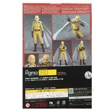 Saitama One Punch Man Figma 310 PVC Action Figure  14cm