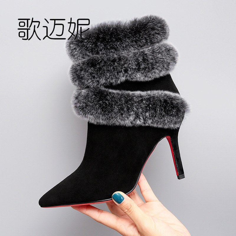 winter shoes ankle boots women winter boots bota feminina botas mujer botines mujer womens boots botte femme schoenen vrouw fashion women snow ankle boots fur bota femininas zapatos mujer botines botte chaussure femme botas winter woman shoes flat heel