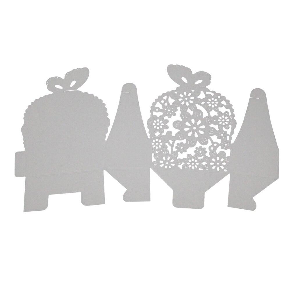 Углеродная сталь своими руками 3D бабочка подарочная коробка режущие штампы литье резки украшения скрапбукинга ремесло высечки 899