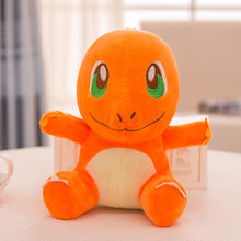 Pikachu/Charmander/Bulbasaur/Squirtle/Snorlax/Lapras Plush kids toys Pillow Stuffed dolls for Children Gift kawaii dropshipping(China)
