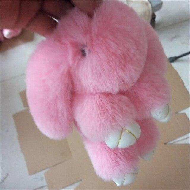 Купить милые женские пушистые меховые бриллианты плюшевые помпоны кролик картинки