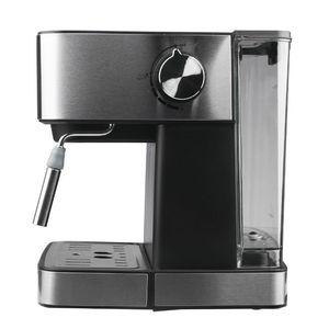 Image 2 - DSP חצי אוטומטי מכונת קפה נירוסטה אספרסו יצרנית באופן מלא פונקציונלי בית תצוגת מלא בקרת טמפרטורה