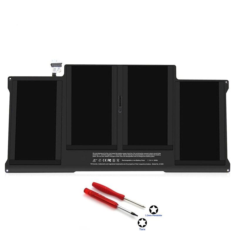 Ноутбук Батарея A1405 для Apple <font><b>MacBook</b></font> <font><b>Air</b></font> 13 &#171;A1369 <font><b>A1466</b></font> A1377 MC504 MD231 MD232 MC965 MC966 50wh 7.3 В