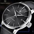 Мужские часы PAGANI Дизайн Топ люксовый бренд бизнес часы мужские автоматические машины черные водонепроницаемые спортивные часы Reloj Hombre