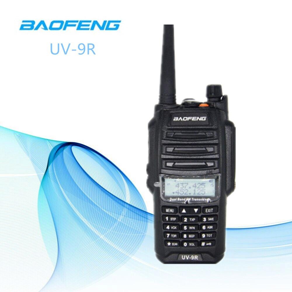 2019 nouvelle haute puissance mise à niveau Baofeng UV-9R talkie-walkie étanche 10 w pour Radio bidirectionnelle longue portée 10 km UV 9R Plus