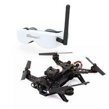 F15611 Walkera Runner 250 RTF FPV Drone Quadcopter with DEVO 7 HD Camera Image Transmission OSD