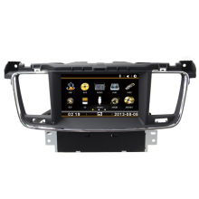 Capacitive screen Car DVD Player Navigation gps for Peugeot 508 2012-2014 with radio with RDS BT CANBUS SWC PHONE BOOK map