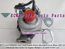 KP35 54359700005 54359880005 Turbo Turbocharger For FIAT Dobl Panda Punto Idea For OPEL Corsa Musa 1.3L Multijet SJTD Y17DT 1.2L