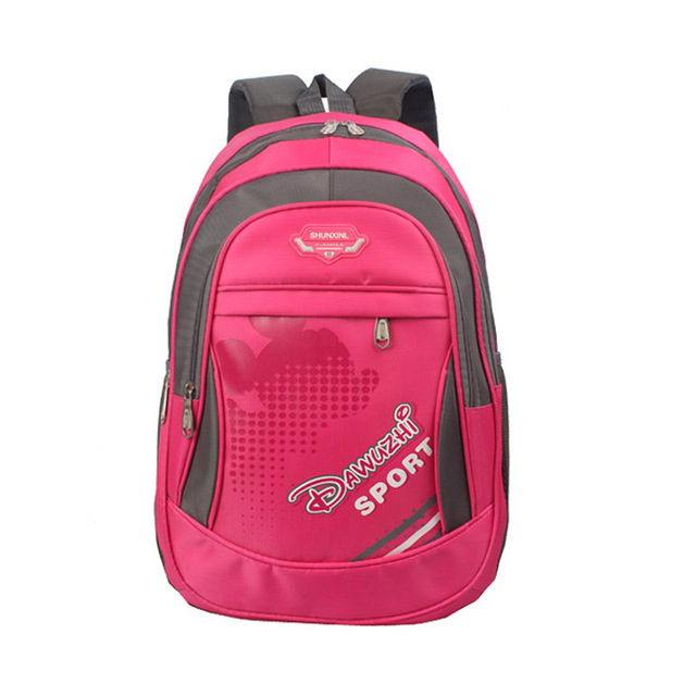 483c061082 New Fashion Students Children School Bags For Girls Boys 1-6 Cheap Big Kids  School Backpacks Women Backpacks School