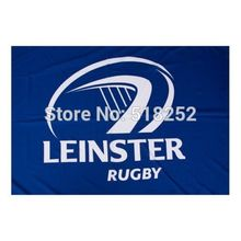 Irish Rugby Official Flag – Munster Leinster Flag 3×5 FT 150X90CM Banner 100D Polyester flag  brass grommets 018 free shipping