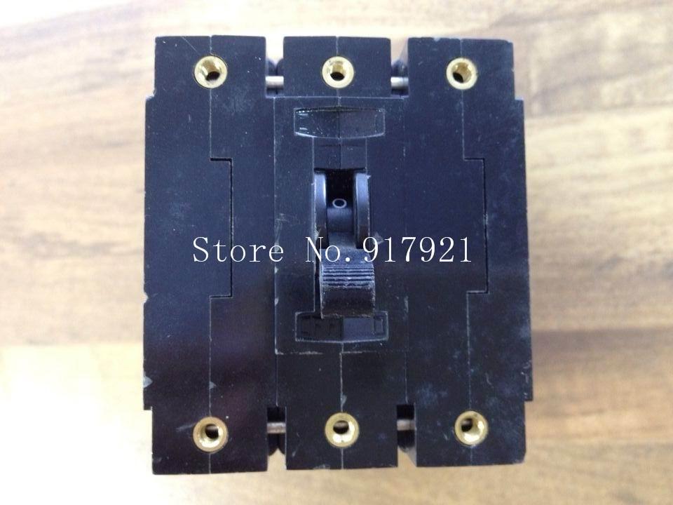цена на [ZOB] The United States AIRPAX Ebers 1AL-1-21RE1 3P50AA 250V genuine original equipment of circuit breaker