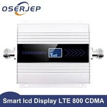 Повторитель 850 ЖК экран 3G GSM /CDMA 850/800 МГц 850 МГц повторитель усилитель мобильного телефона повторитель сигнала усилитель Repetidor