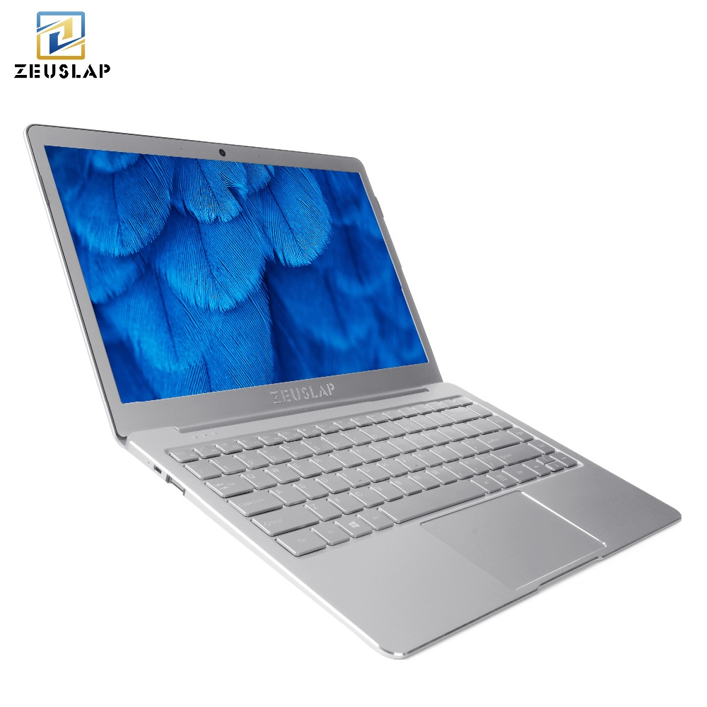 13.3 pouces 8 gb Ram + 256 gb SSD Apollo Lac Quad Core CPU Windows 10 Système 1920*1080 p Full HD Ultra-Mince Ordinateur Portable Ordinateur Portable