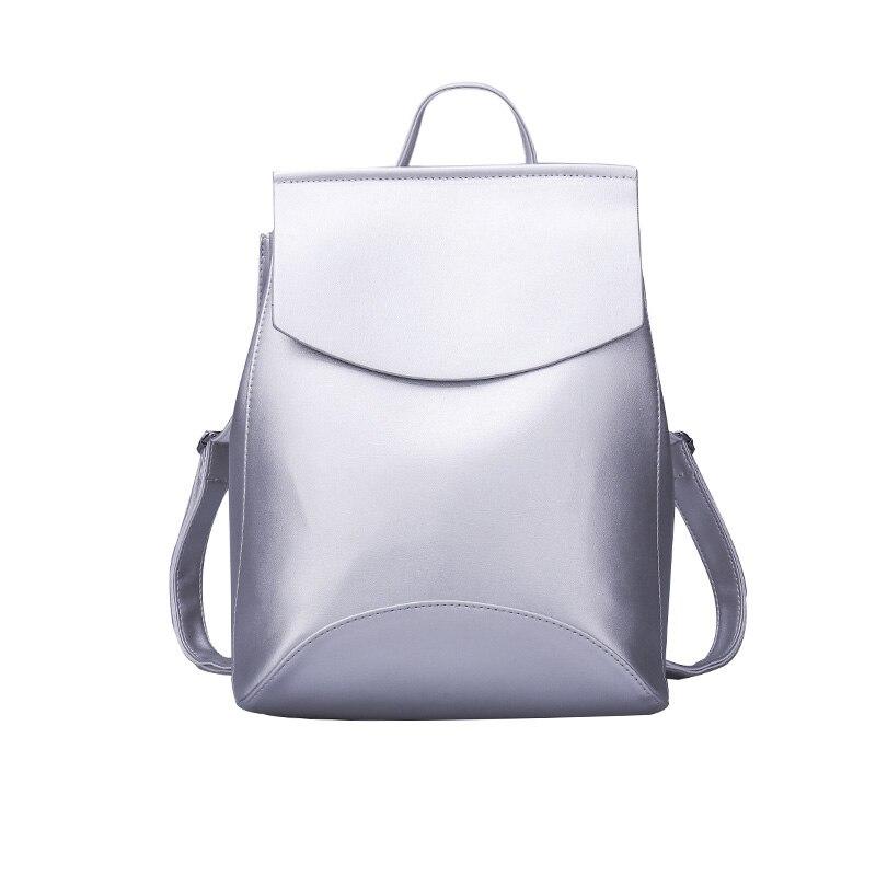 2018 Mode Frauen Rucksack Hohe Qualität Pu Leder Rucksäcke Für Teenager Mädchen Weibliche Schule Schulter Tasche Bagpack Mochila Ausgereifte Technologien