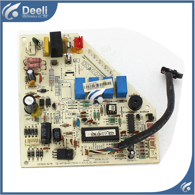 95% new good working for air conditioning Computer board KFR-60G/Y-T6(E5) CE-KF(R)61(70)/Y-E1 good working 95% new good working for air conditioning computer board kfr 50g dy t6 e2 kfr 60g y t6 control board on sale