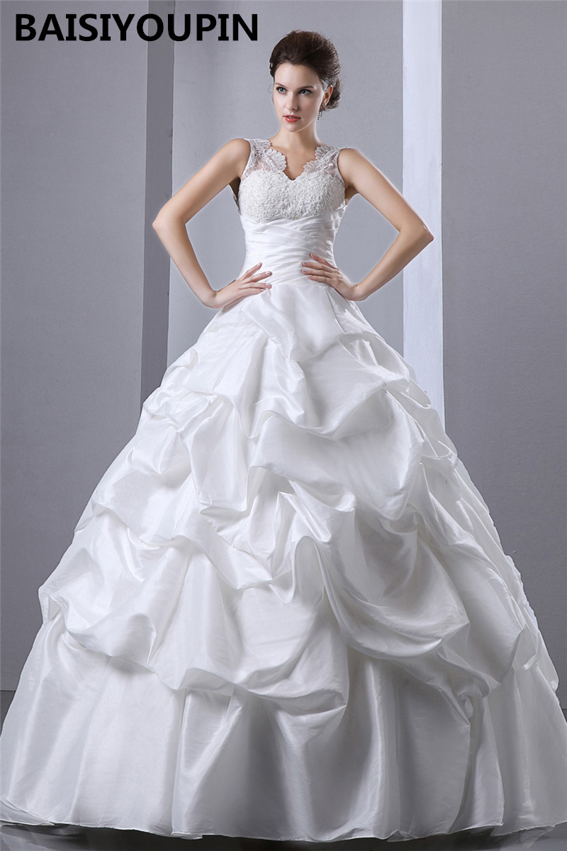 Cheap White Ball Gowns Promotion-Shop for Promotional Cheap White ...
