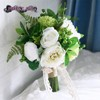 Artificial-bouquet-Ivory-bouquet-wedding-ramo-de-novia-bouquet-fleur-mariage-bruidsboeket-bridal-bouquet-Bridesmaid-Flowers_jpg_200x200