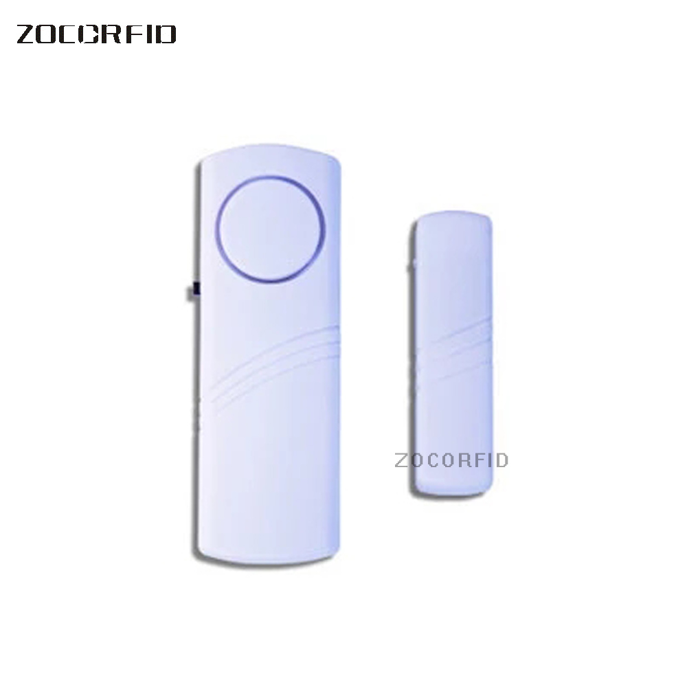 Free shipping 5pcs Home & office doors/windows anti-theft detector alarm anti-entry Door magnetic sensor burglar alarm reishi spore ganoderma lucidum lingzhi anti cancer and anti aging body relaxation free shipping