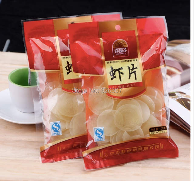 Online Shop Baking ingredients dry food crystal prawn
