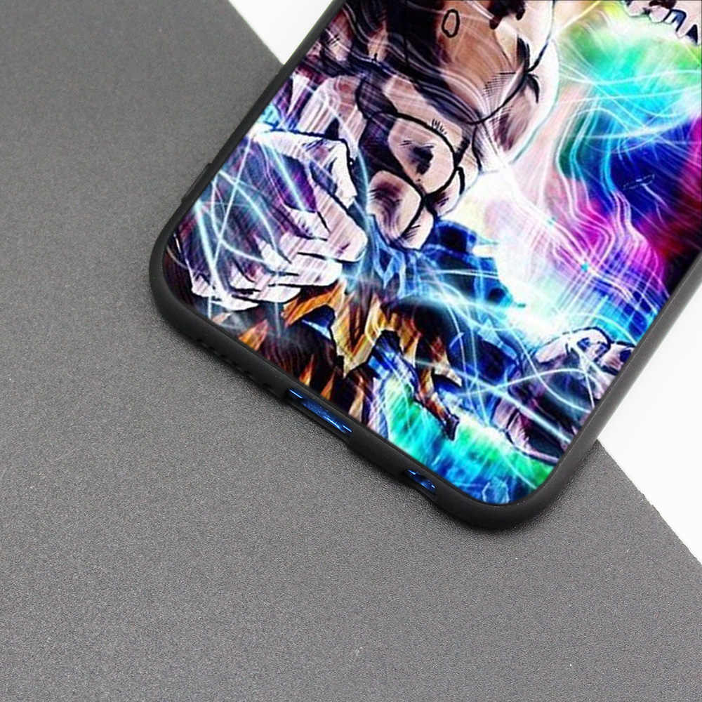Silicone Case Cover for Huawei P20 P10 P9 P8 Lite Pro 2017 P Smart+ 2019 Nova 3i 3E Phone Cases Dragon Ball Son Goku