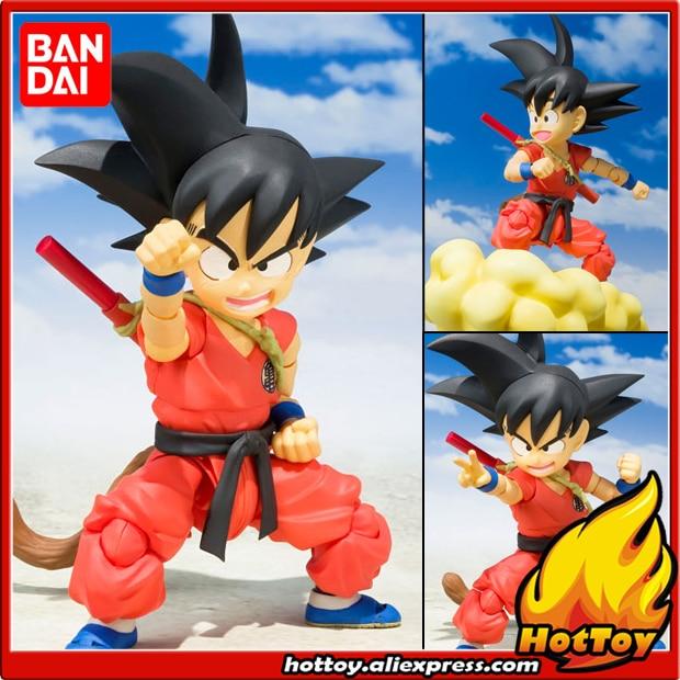 100% Original BANDAI Tamashii Nations S.H.Figuarts (SHF) Action Figure - Son Goku -Childhood- from Dragon Ball100% Original BANDAI Tamashii Nations S.H.Figuarts (SHF) Action Figure - Son Goku -Childhood- from Dragon Ball